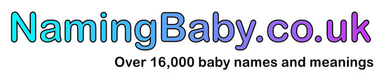 Baby Names UK 16000 Baby Names and Meanings Boys and Girls